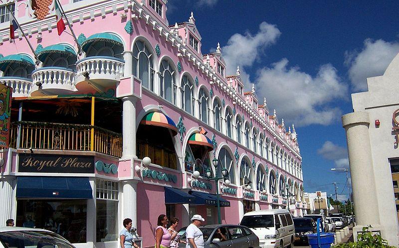 Shopping i Oranjestad