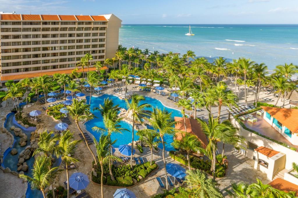 Barceló Aruba - All Inclusive hotell vid Palm Beach